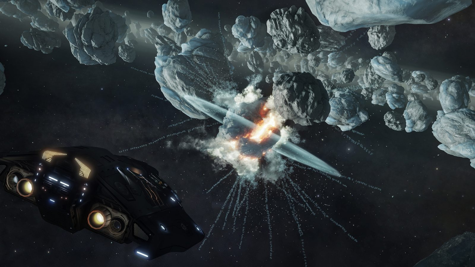 Latest Elite Dangerous Update Focuses on the New Player Experience