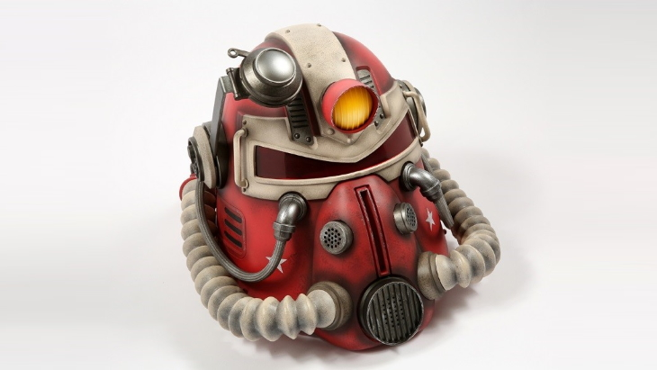 Only 32 Fallout 76 Recalled Power Armor Helmet Were Sold, Less Than 1% Created