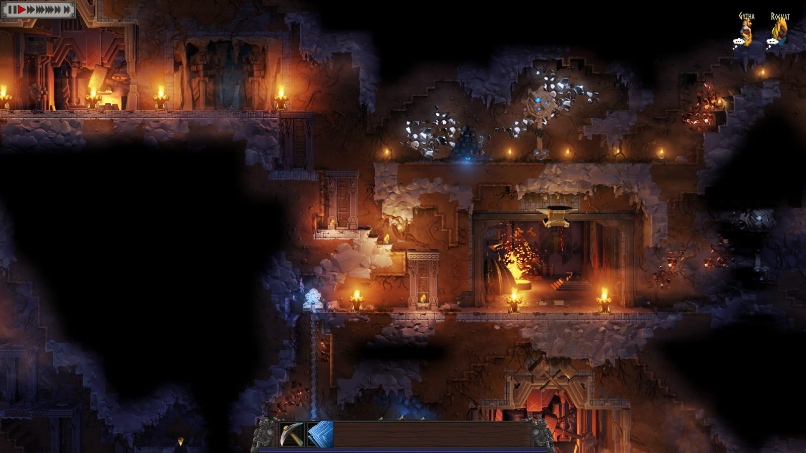 """Dwarf Mining Colony Management Sim """"Hammerting"""" Announced for PC"""
