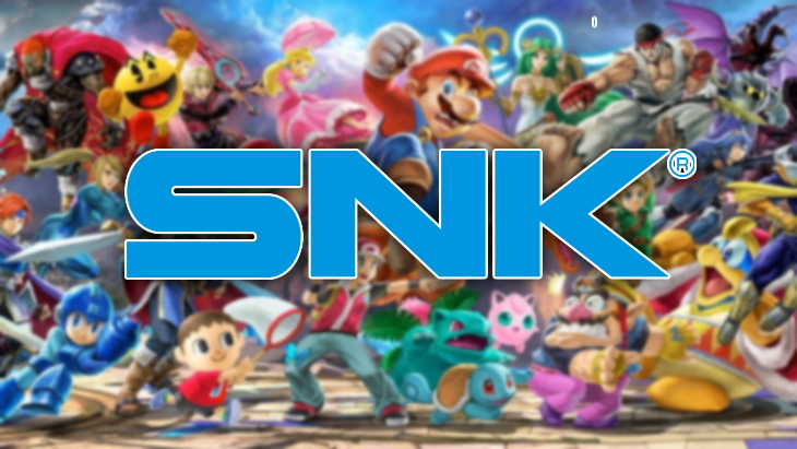 Challenger Pack #4 for Super Smash Bros. Ultimate to Include a SNK Character