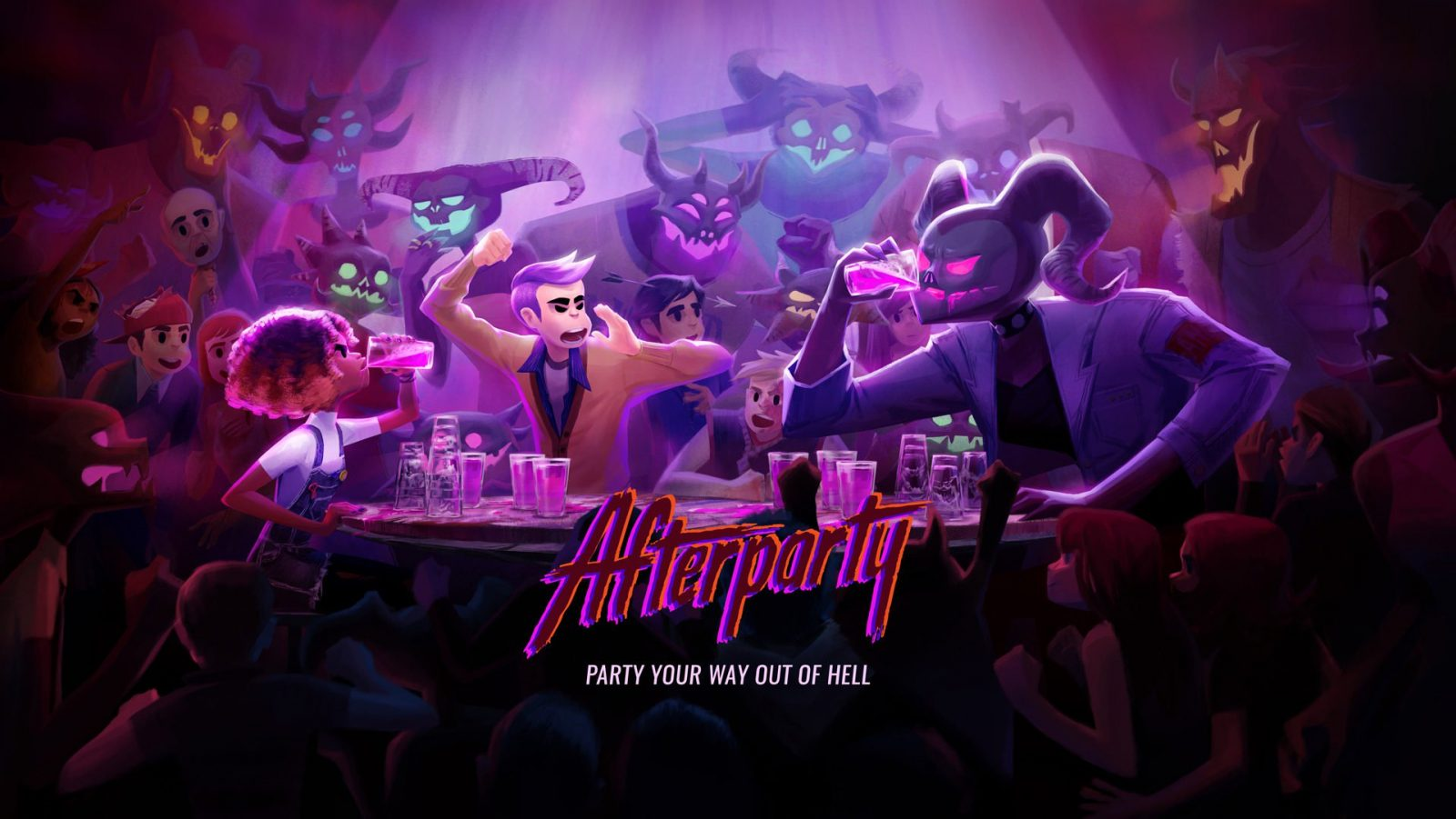 Outdrink Satan in Afterparty, Launching at the End of October