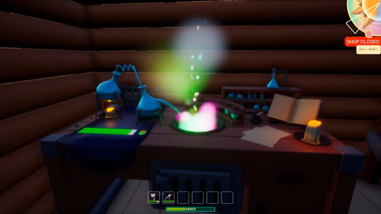 Peaceful Sandbox Alchemy Garden Is Coming to Steam, Demo Available Now