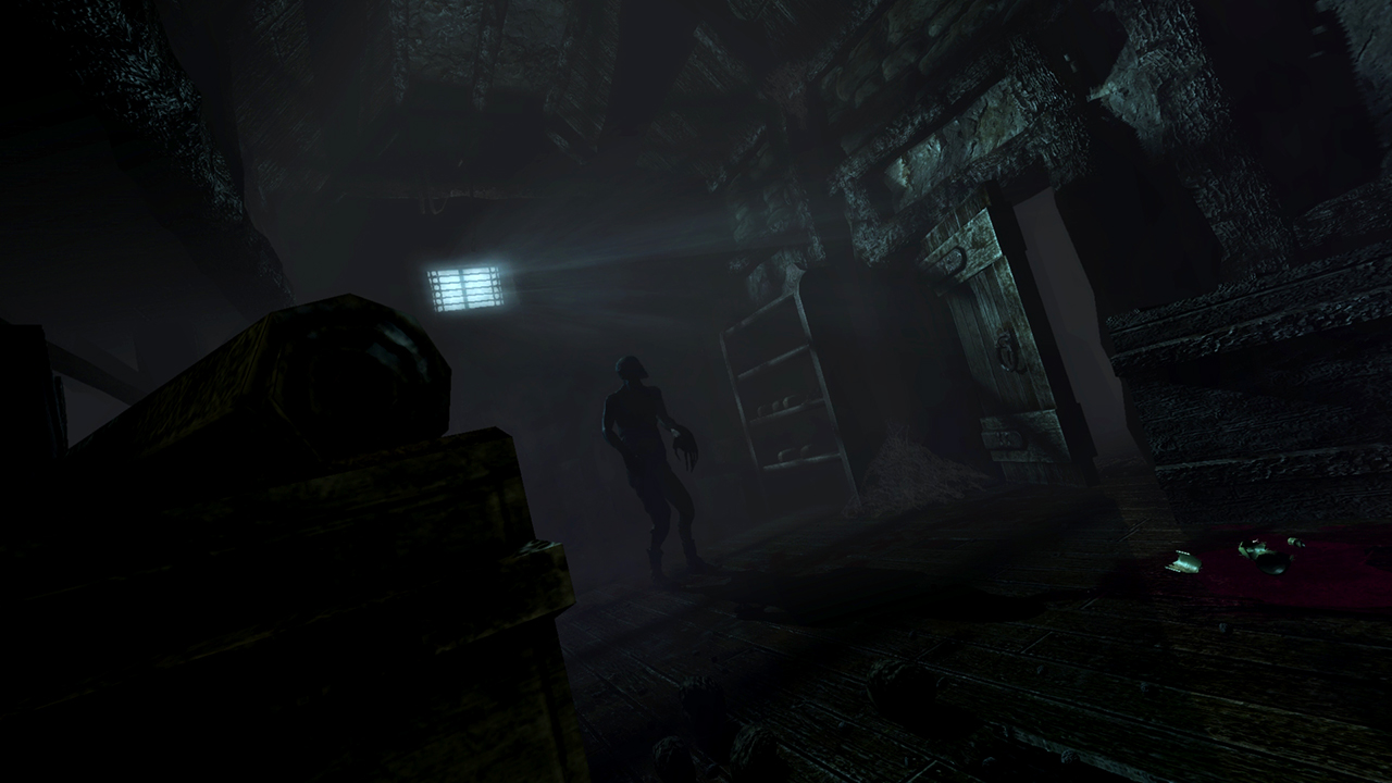 Amnesia: Collection Now Available for Switch