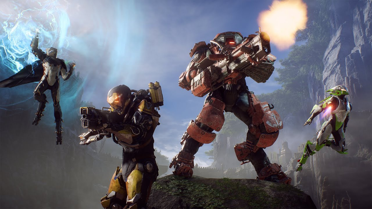 BioWare Drops Post-Launch Content for Anthem to Focus on Issues With Main Game