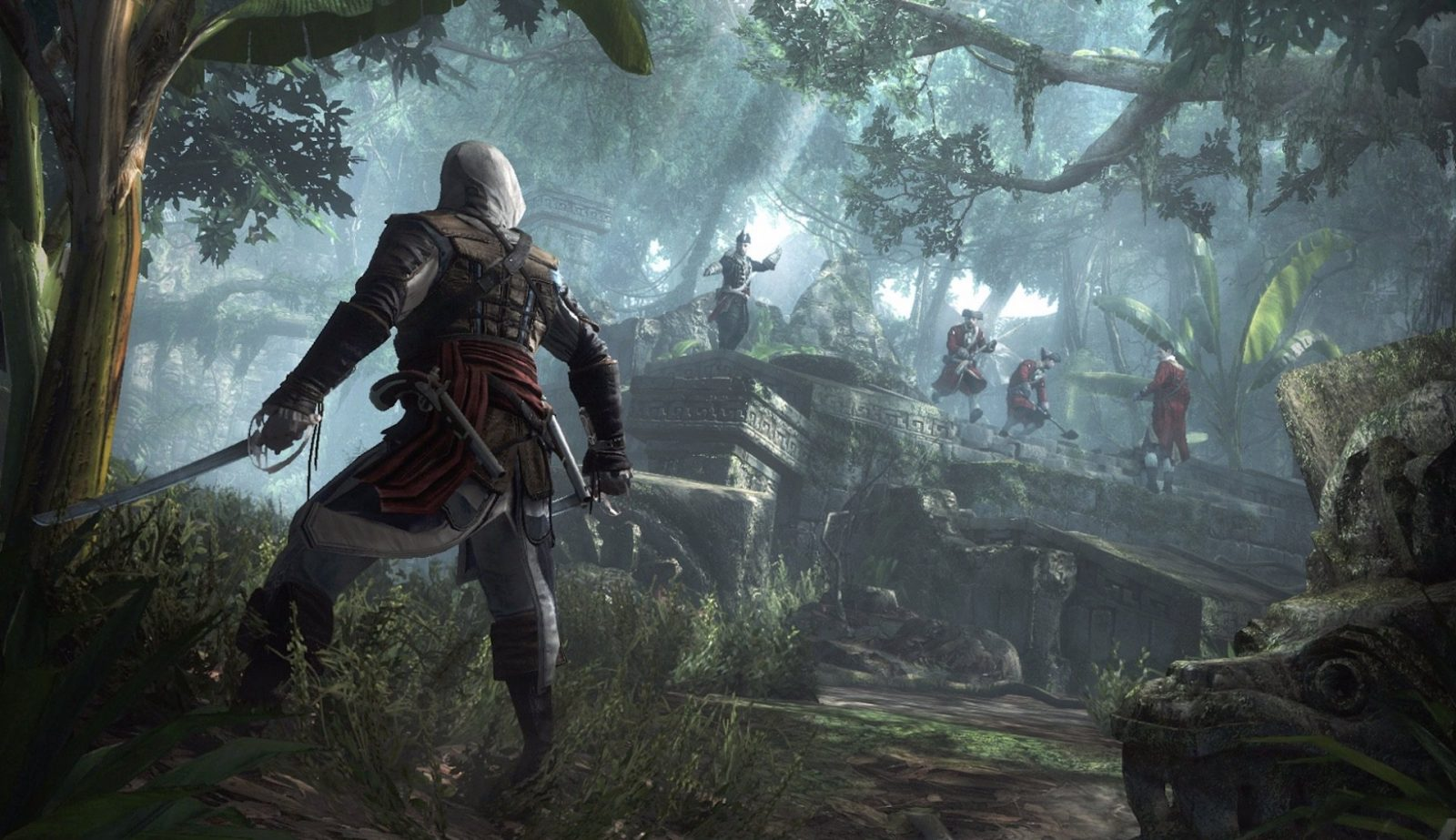Assassin's Creed: Rebel Collection Swings Onto The Switch This December