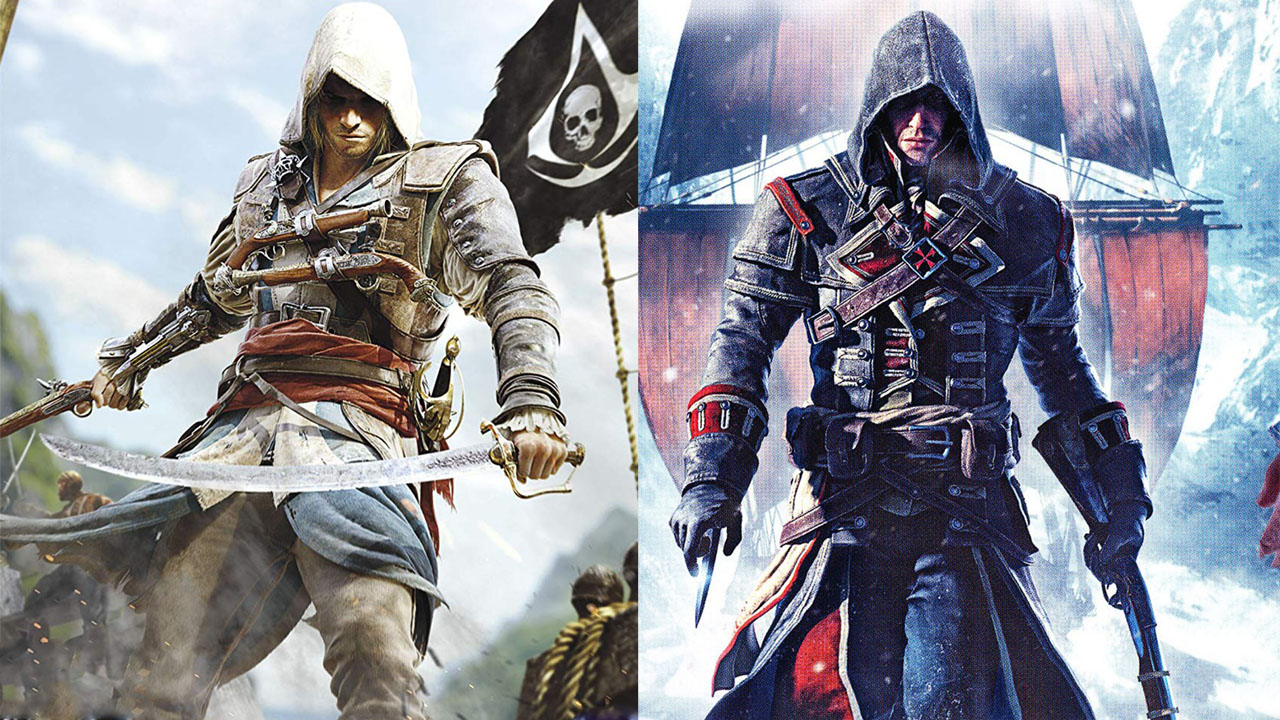 Assassin's Creed: The Rebel Collection Announced for Switch
