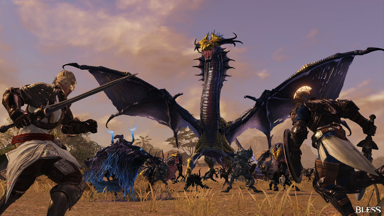 Bless This Mess — Bless Online Servers Officially Sunset