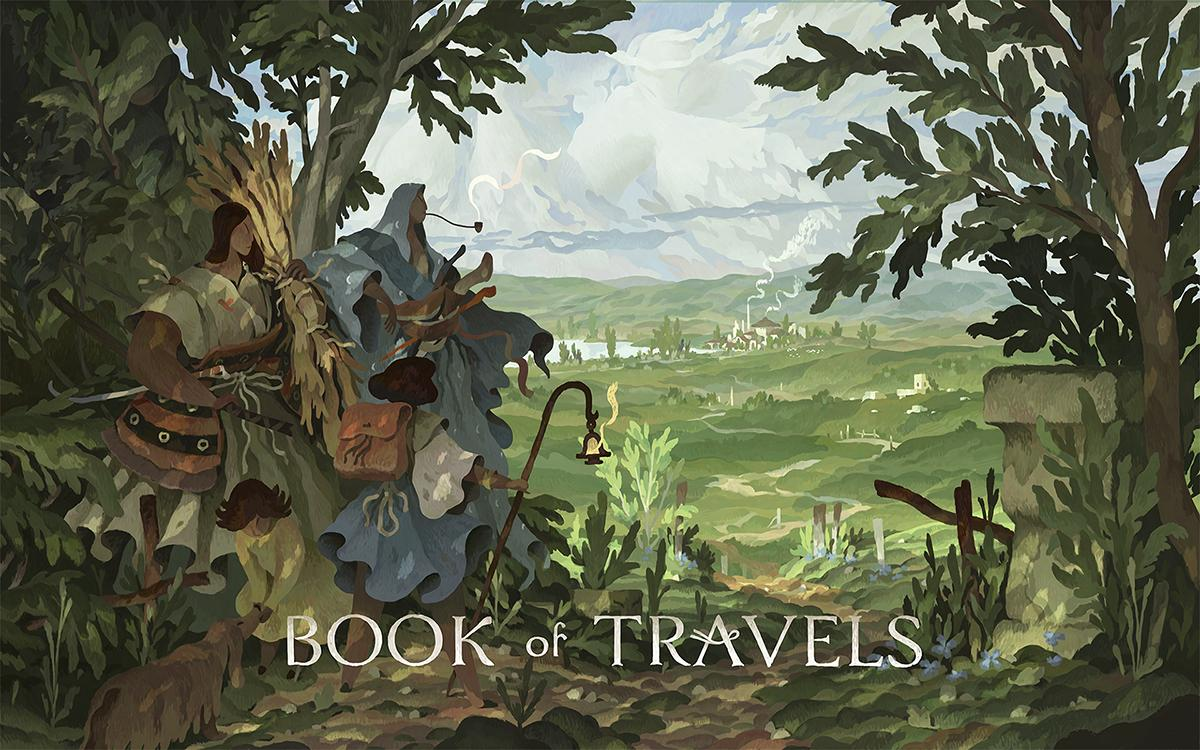 """Tiny Online RPG """"Book of Travels"""" Announced for PC and Mac"""