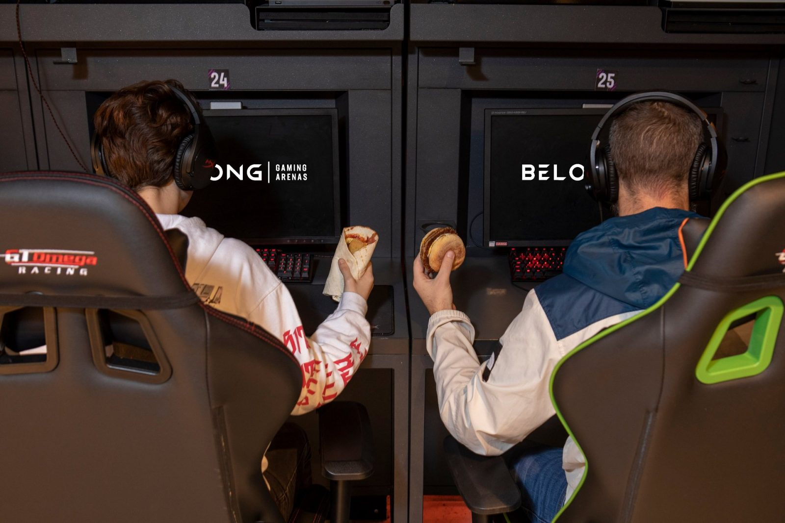 """Belong Gaming Arena Trials an """"Emergency Burrito Button"""", Something I Need"""