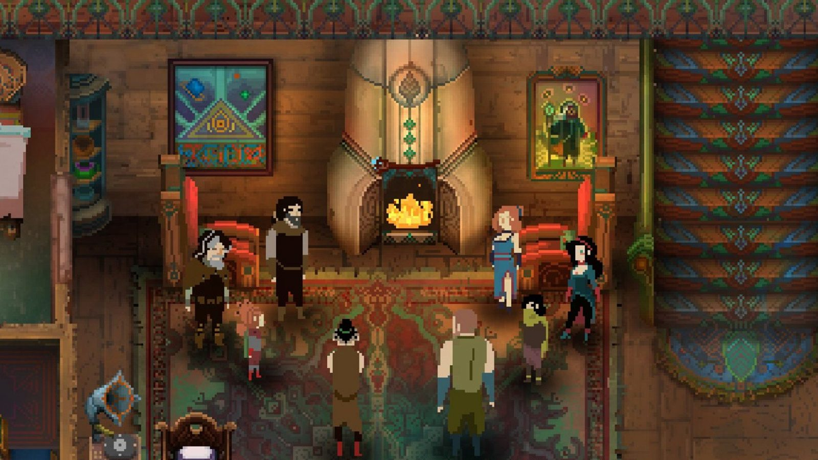 All About the 6 Playable Characters from Children of Morta