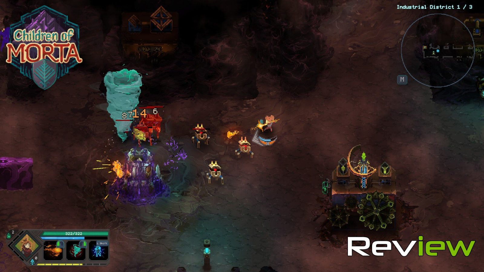 Children of Morta Review – An Appealing Action RPG