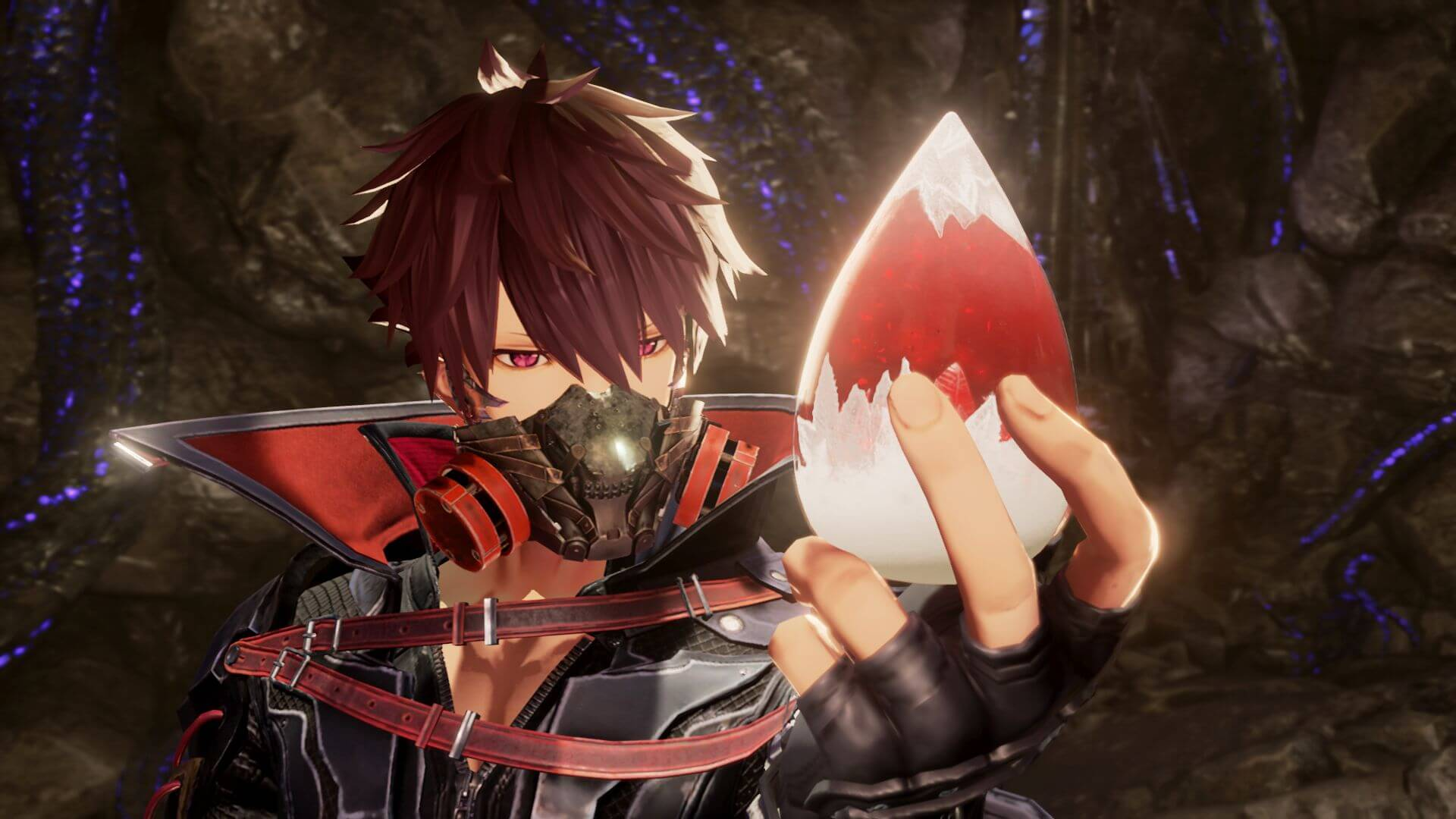 Bandai Namco Is Giving Out Free Copies Of Code Vein If You Donate Blood