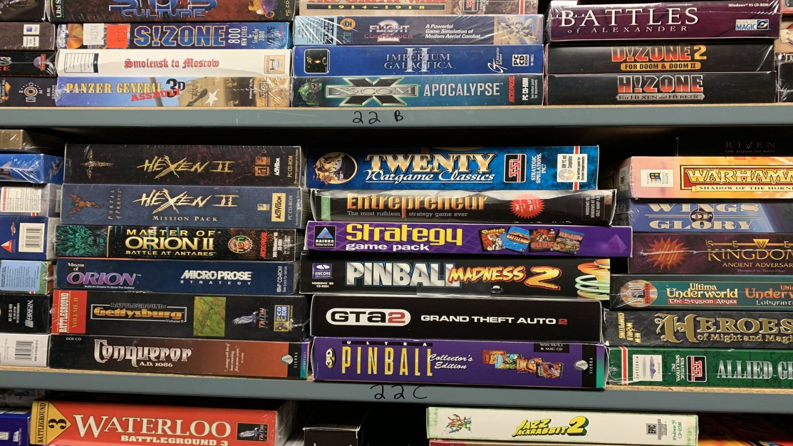 A Look At What May Be The World's Largest Game Collection