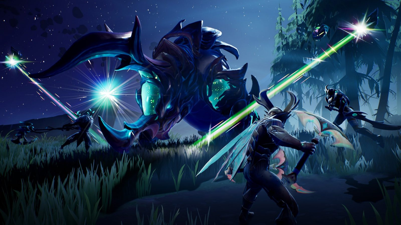 Dauntless Update 0.9.3 Adds Loadout Slots, Crafting And More