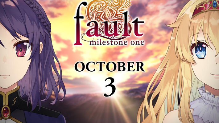 Fault Milestone One Launches for Switch on October 3