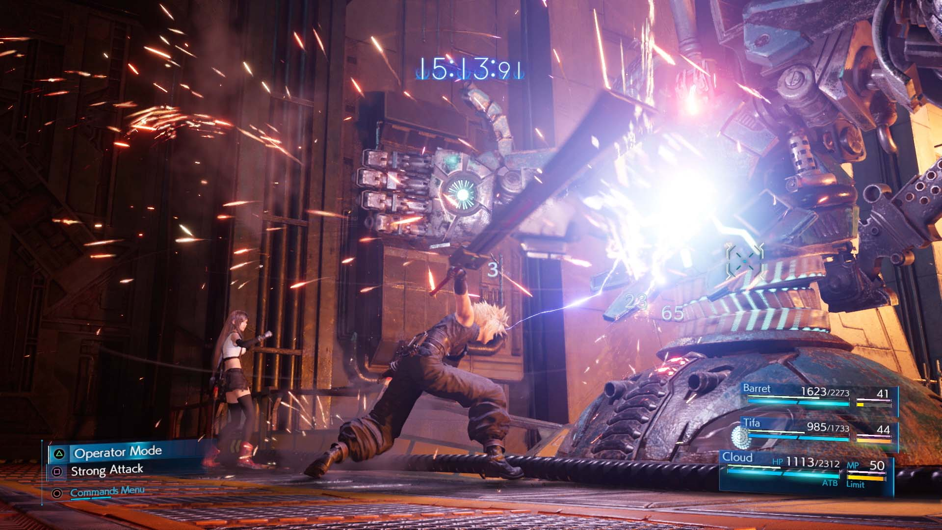 """Final Fantasy VII Remake to Include Turn-Based """"Classic Mode"""""""