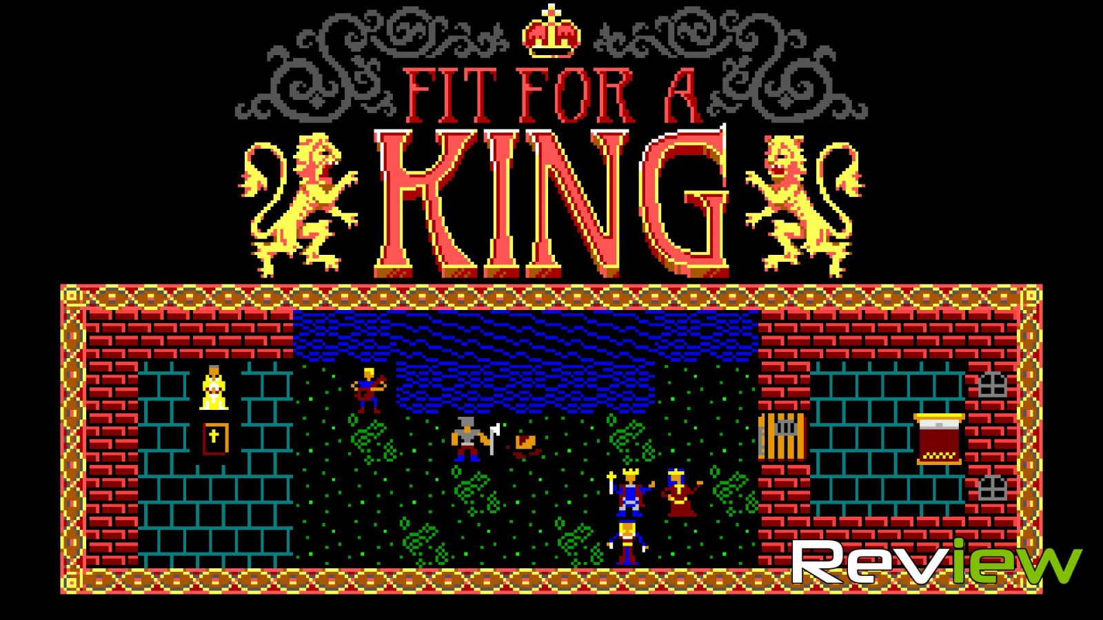 Fit For a King Review – Long Live the King