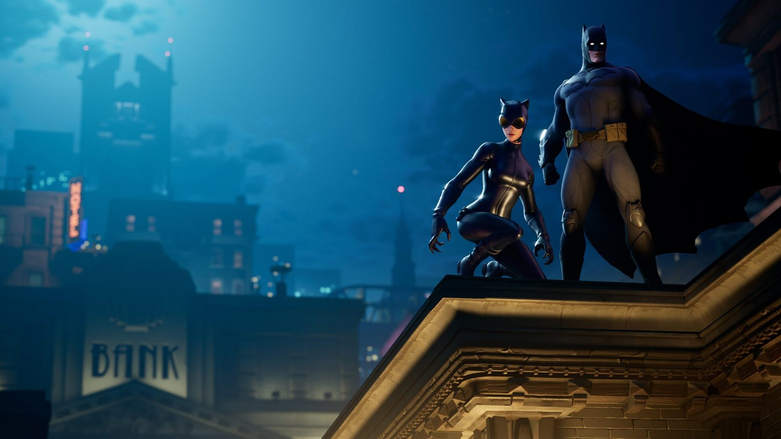 Become The Night In The New Fortnite x Batman Crossover, Live Right Now