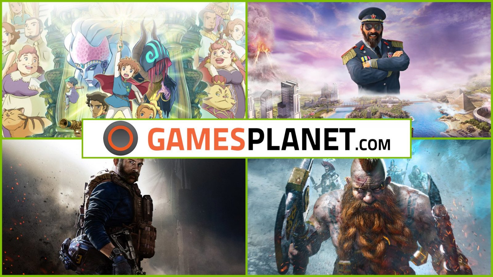 Gamesplanet Weekend Deals – New Releases, RPGs, And Indies, Oh My