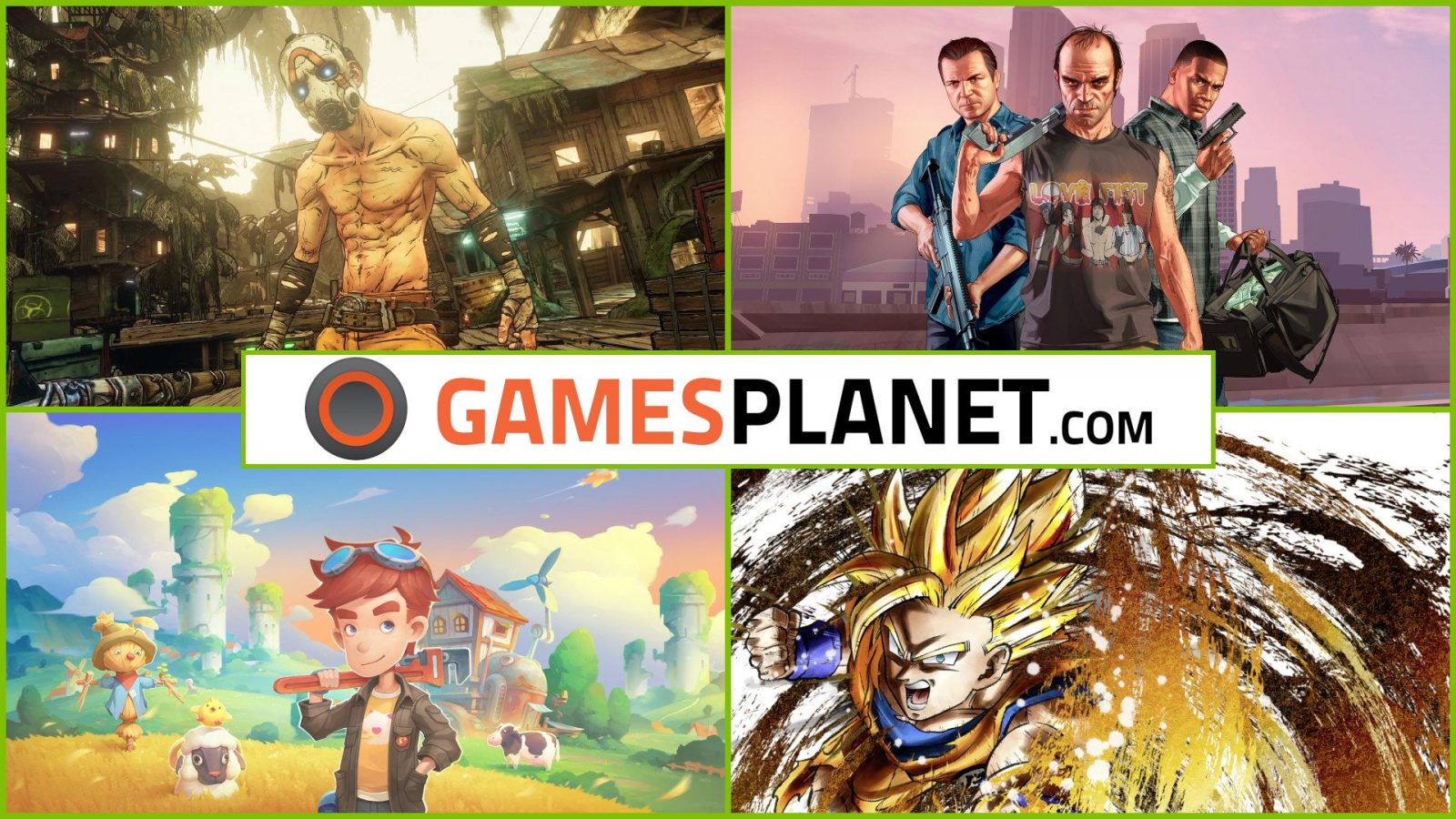 Gamesplanet Weekly Deals – Team17, Take2, And Plenty More