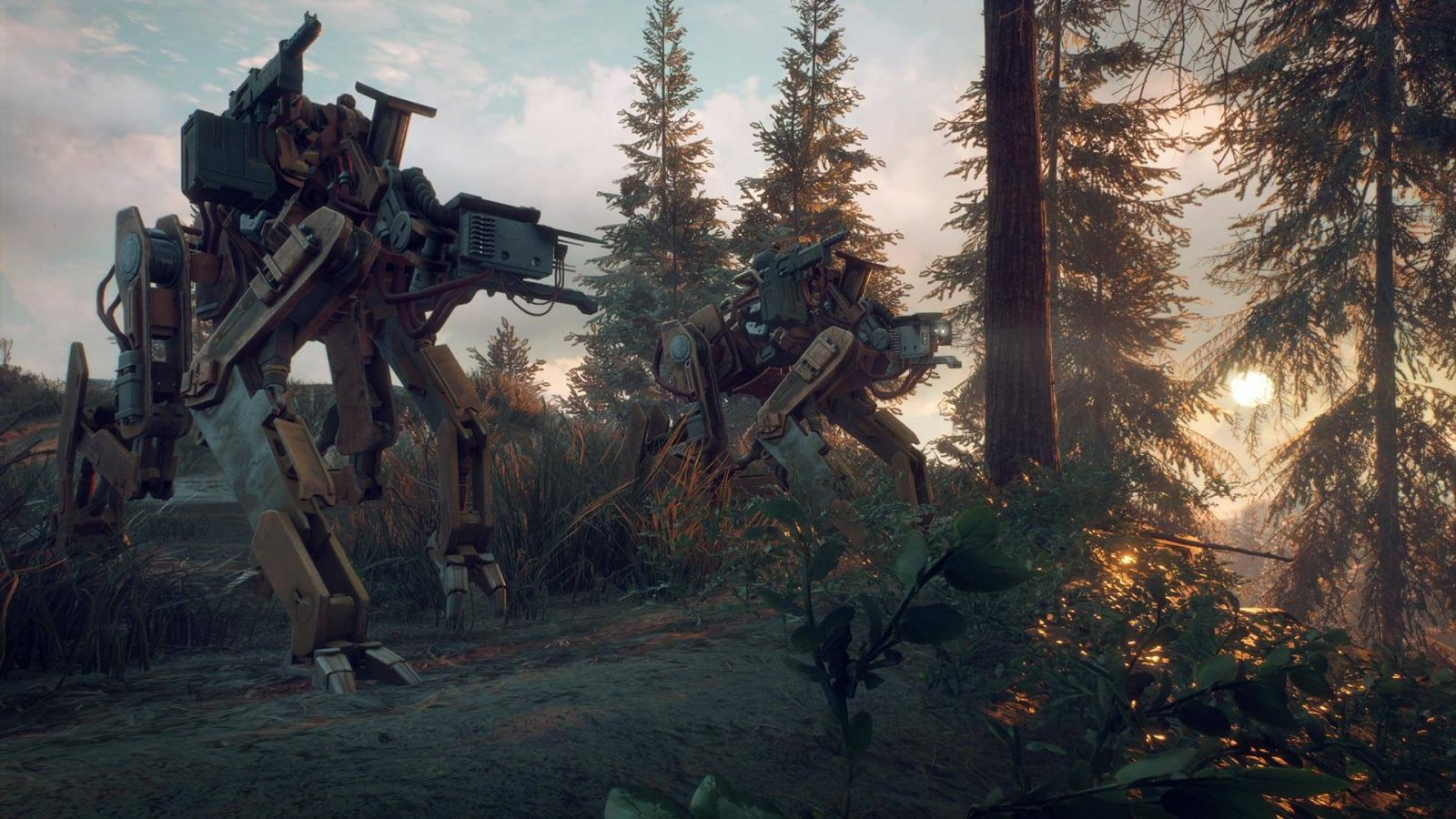 Generation Zero Update For September Adds Challenges, Squashes Bugs