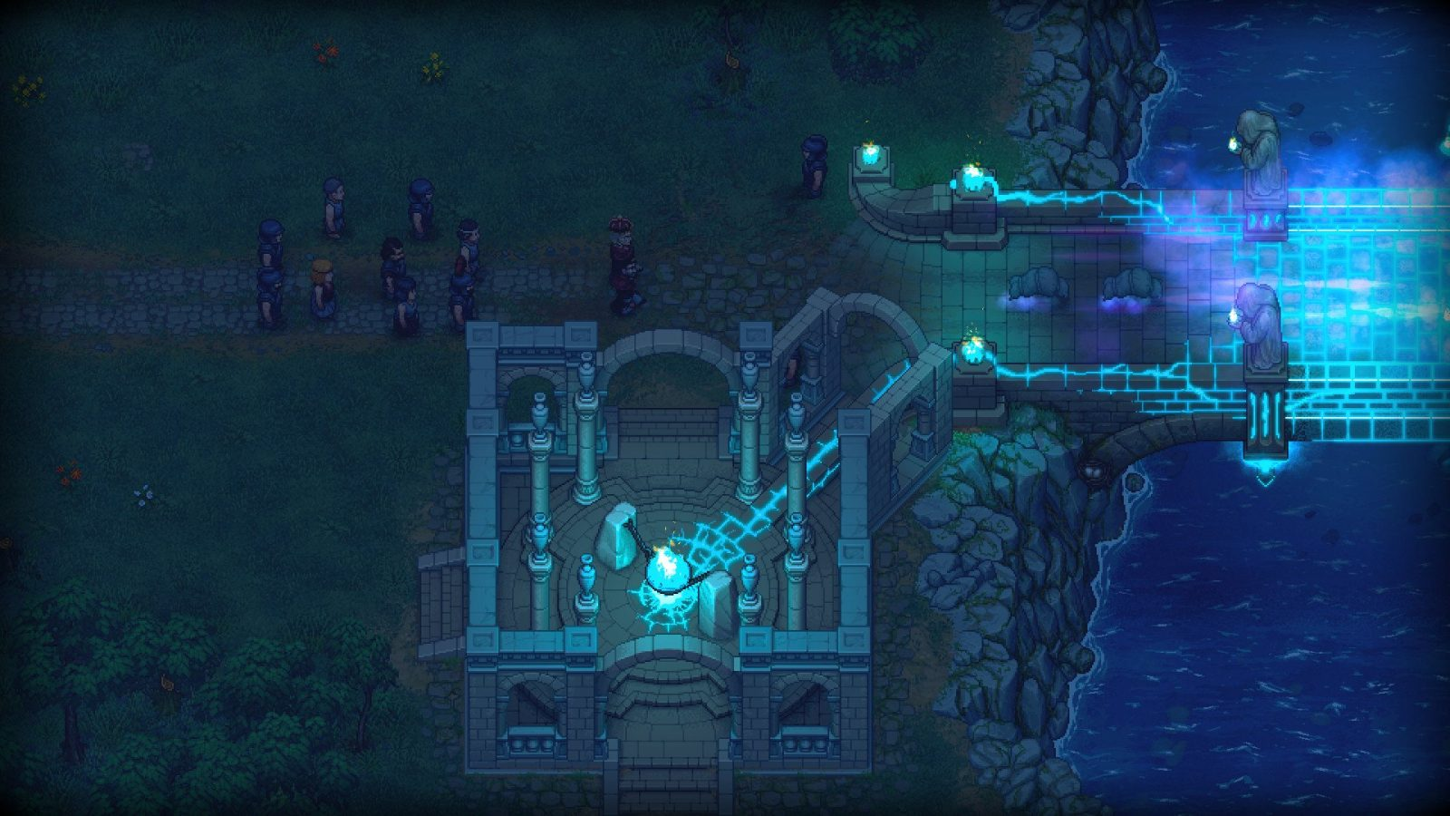 Build A Tavern And Uncover History In Graveyard Keeper's Stranger Sins DLC