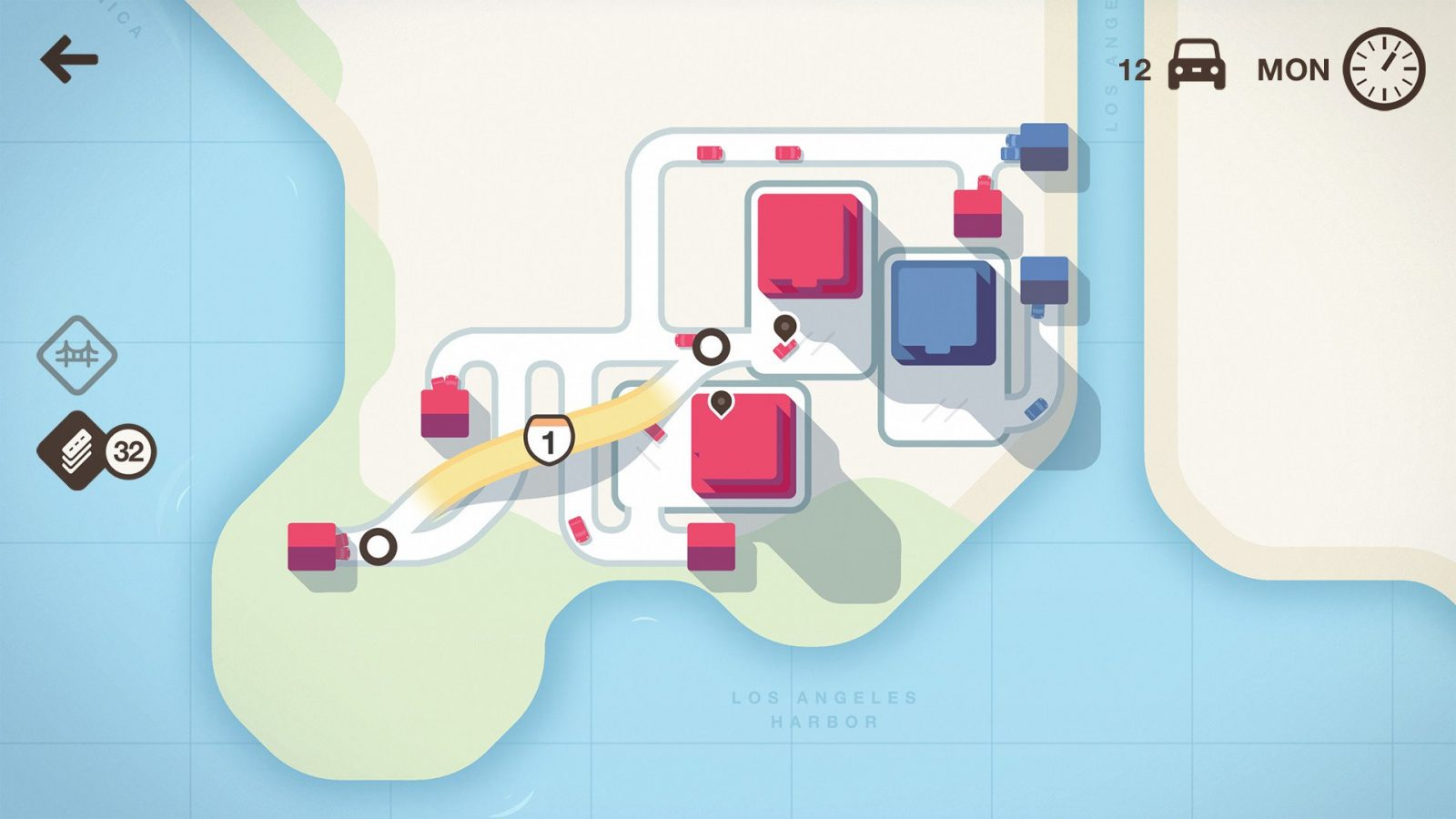 Mini Motorways Launches September 19th For Apple Arcade, PC To Follow