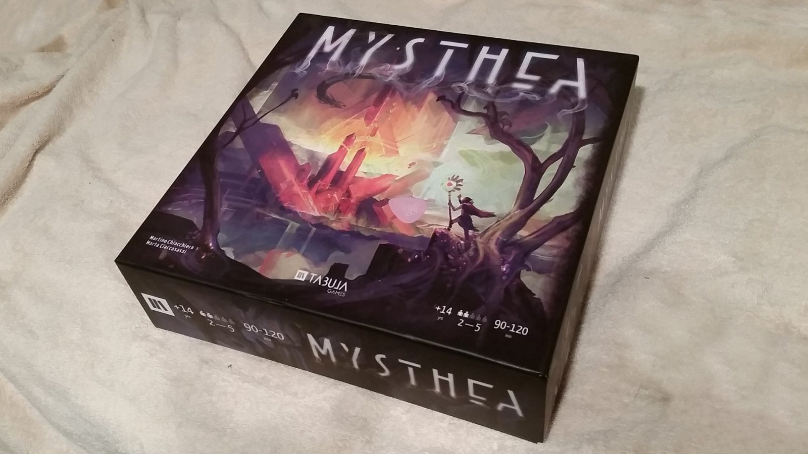 Mysthea Review – Epic Battles and Potent Powers