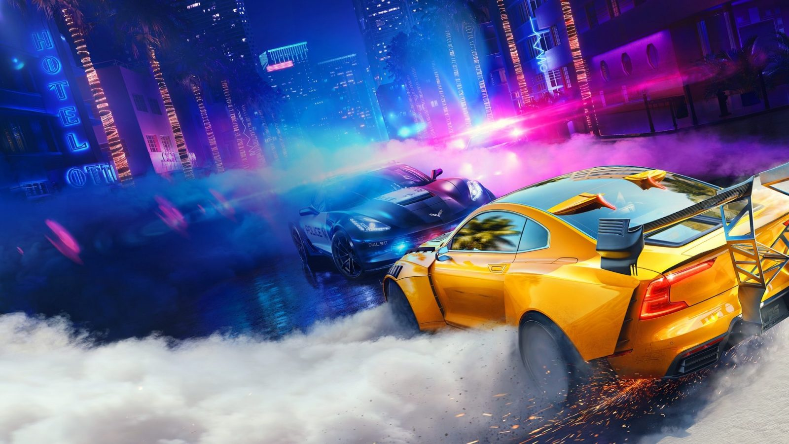 Need For Speed Heat Studio App Adds Augmented Reality Feature