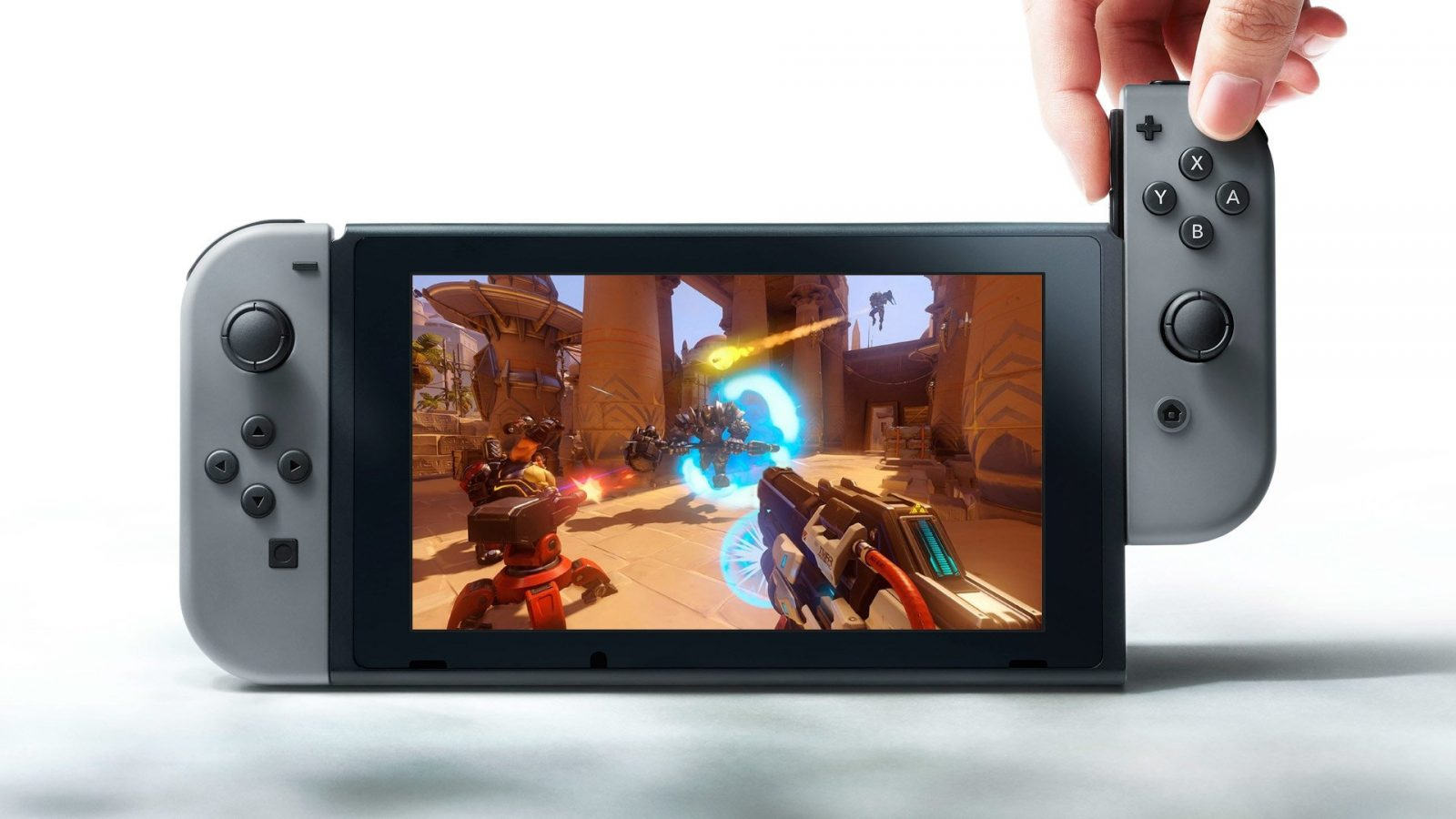 Overwatch Is Reportedly Coming To Nintendo Switch In October