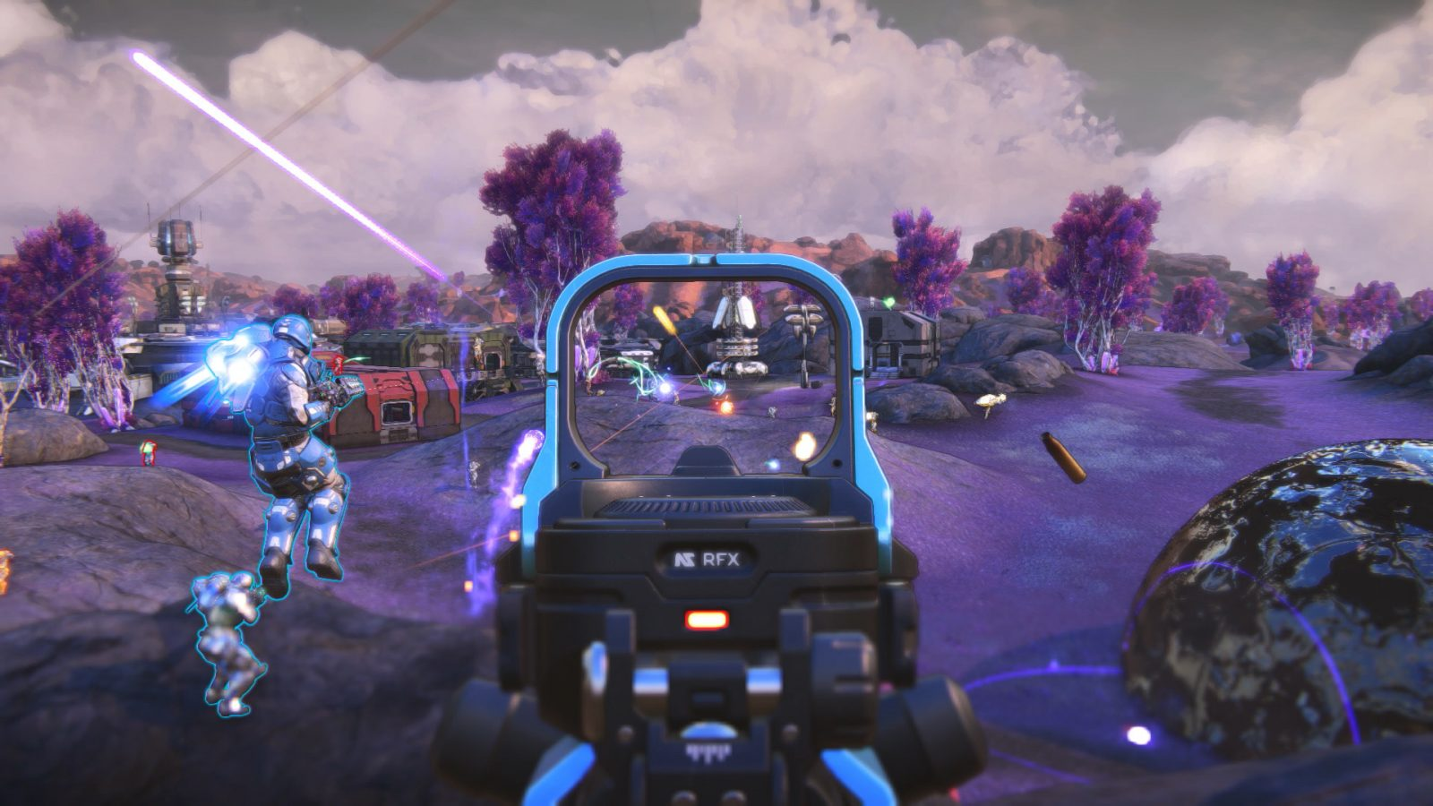PlanetSide Arena Now Available via Early Access