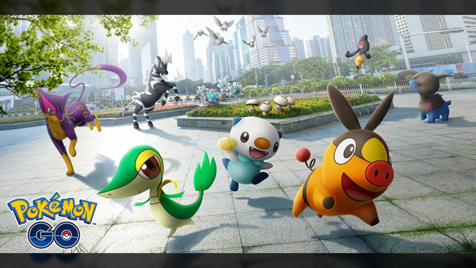 Pokemon Go Unova Additions Brings Gen 5 to Android and iOS