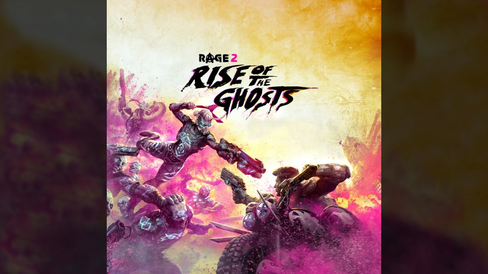 The First RAGE 2 Expansion Rise of the Ghosts Arrives September 2019