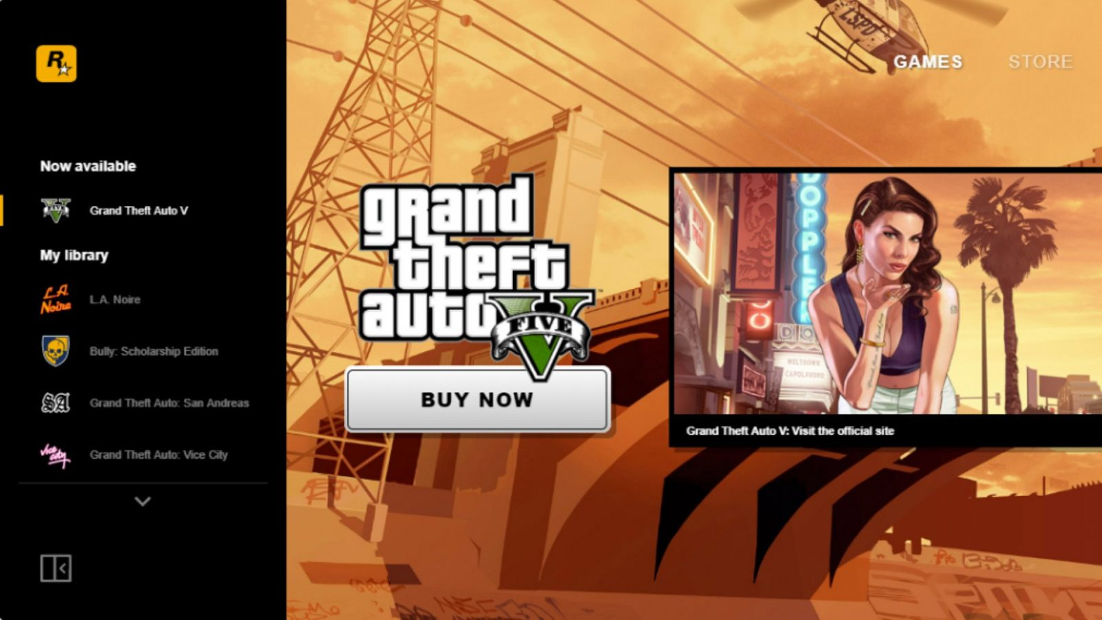 San Andreas for a Limited Time