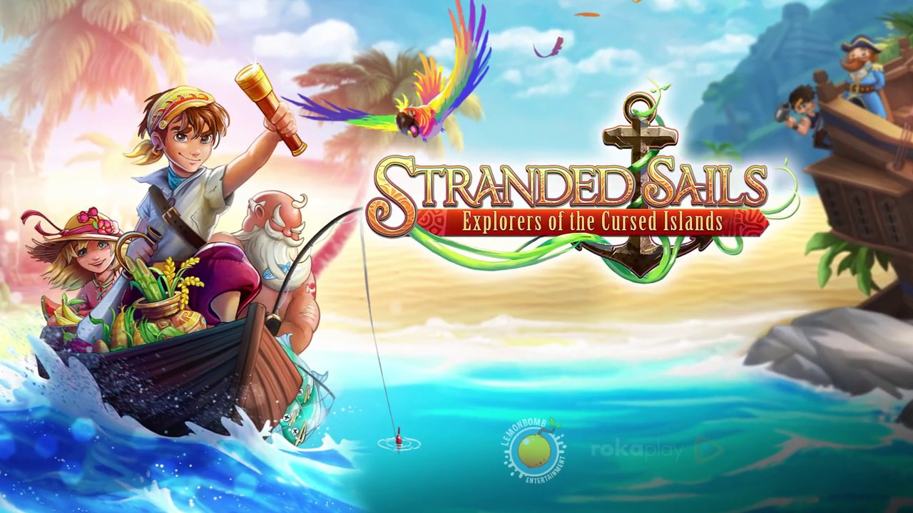 TGS 2019 Trailer for Stranded Sails: Explorers of the Cursed Islands