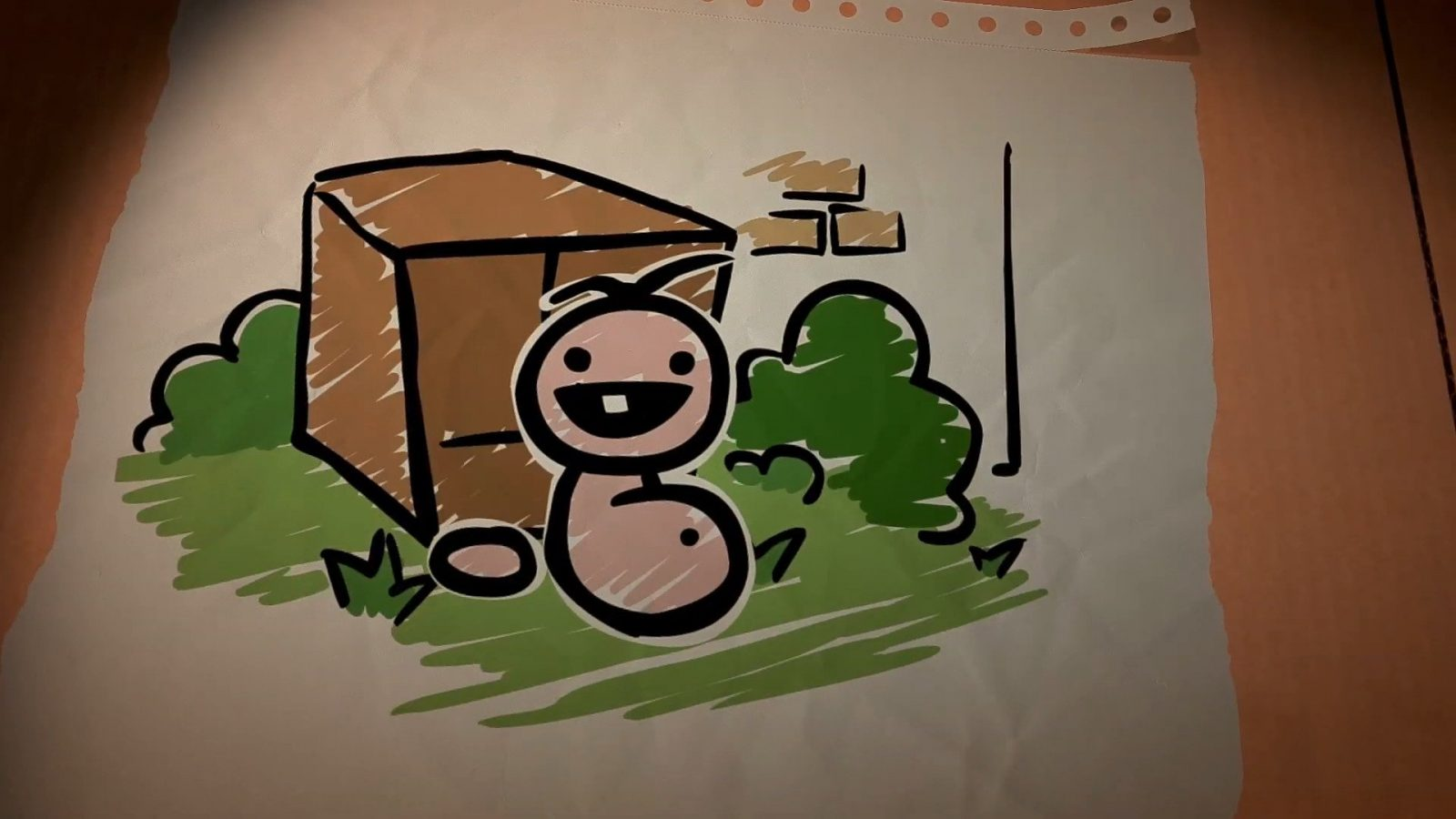 Binding of Isaac Prequel 'The Legend of Bum-Bo' Comes to Steam This November