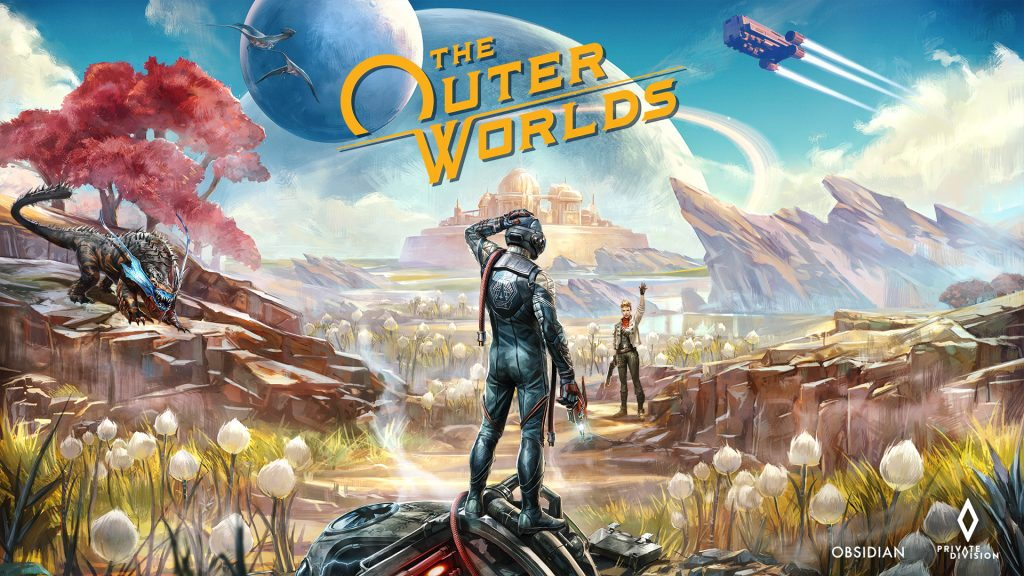 Obsidian Details The Outer Worlds Map, Weapons, and Playstyles