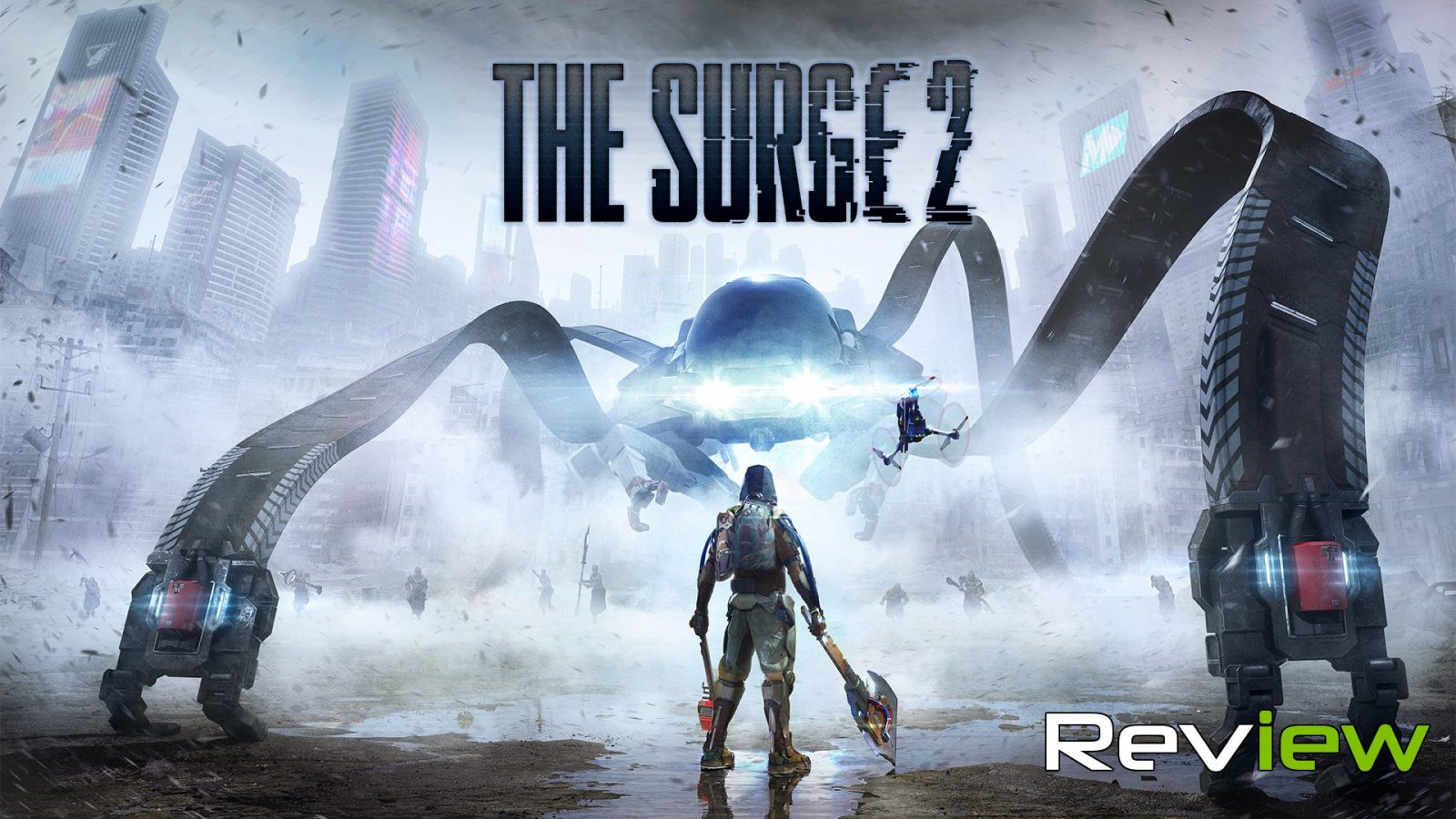 The Surge 2 Review – Battery Low