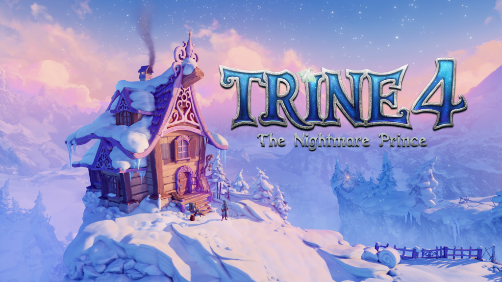 Trine 4: The Nightmare Prince Makes Puzzling Relaxing