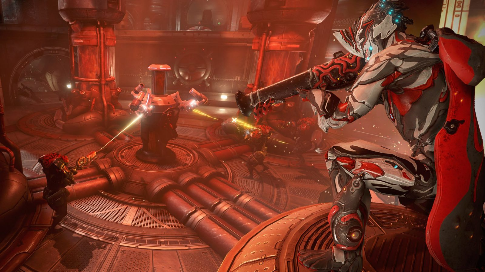 Warframe Review Bomb Coming from Chinese Players