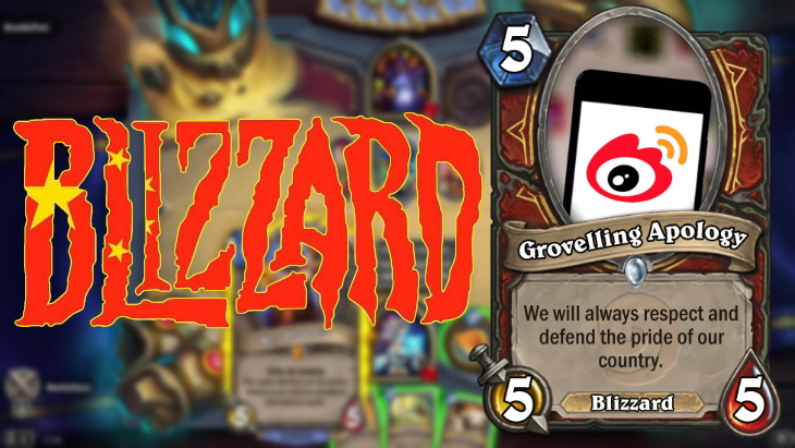 """Blizzard Condemns Hearthstone Player Blitzchung for Supporting Hong Kong Protests, Defends """"Pride of China"""""""
