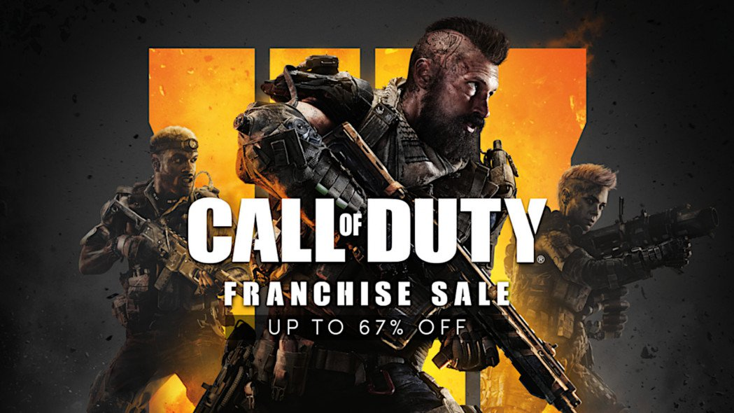 Humble Store Call Of Duty Weekend Now Live