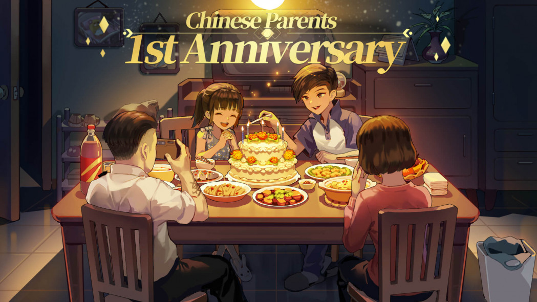 Chinese Parents Update Celebrates First Anniversary