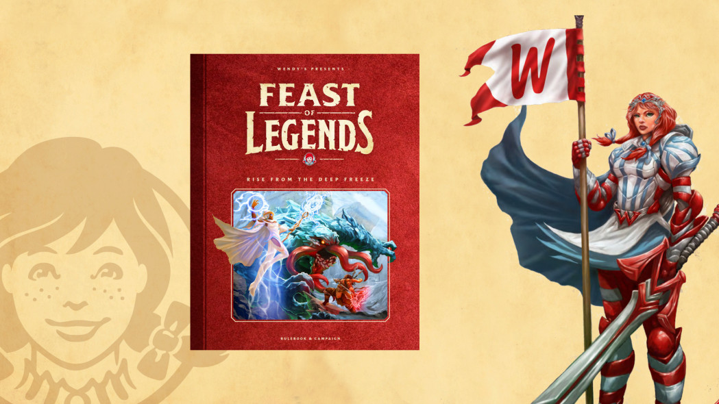 Wendy's RPG 'Feast of Legends' Is A Real Thing