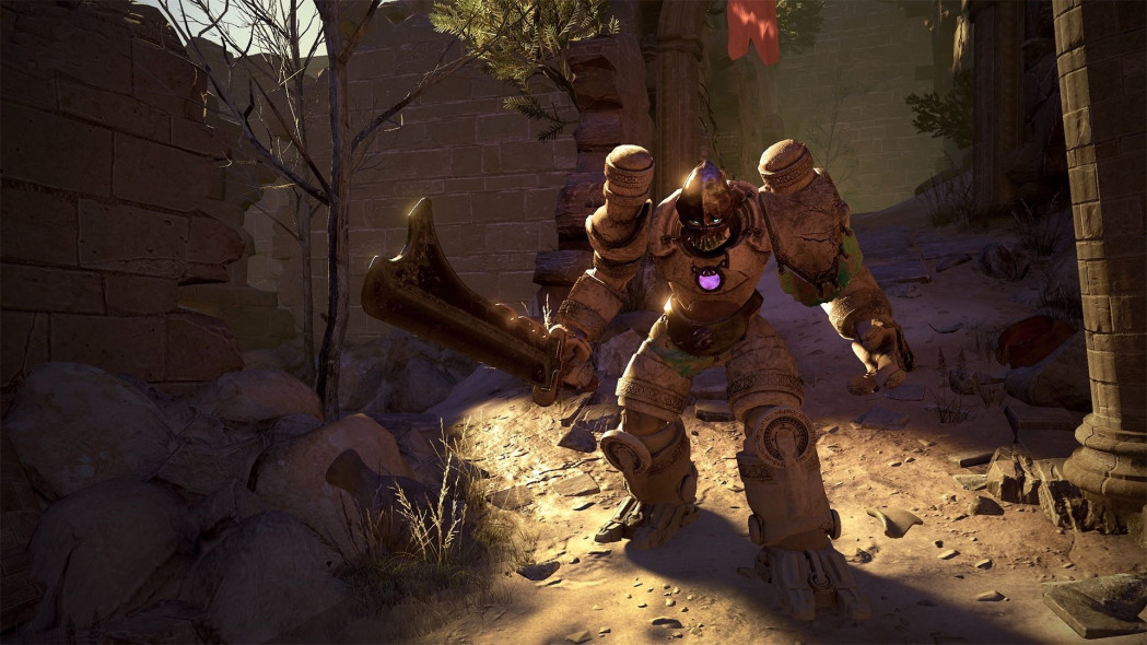 Long Awaited PSVR Exclusive Golem Finally Gets Release Date