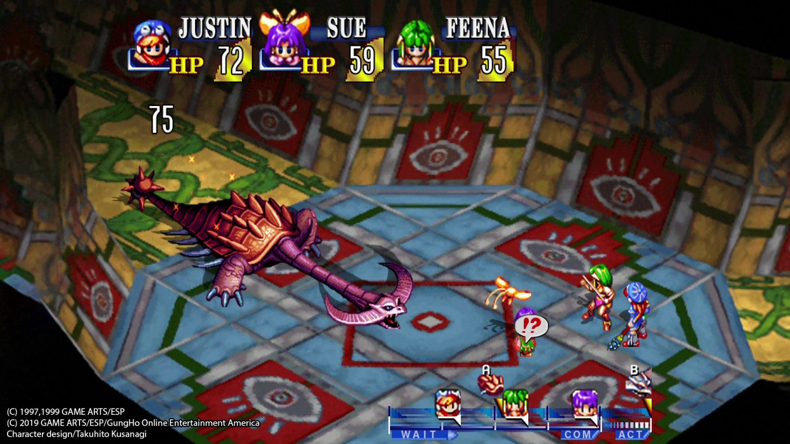 Grandia HD Remaster Now Available on Steam