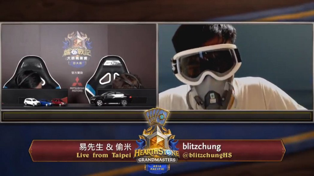 Hearthstone Hong Kong Incident Leads to 12 Mo. Ban