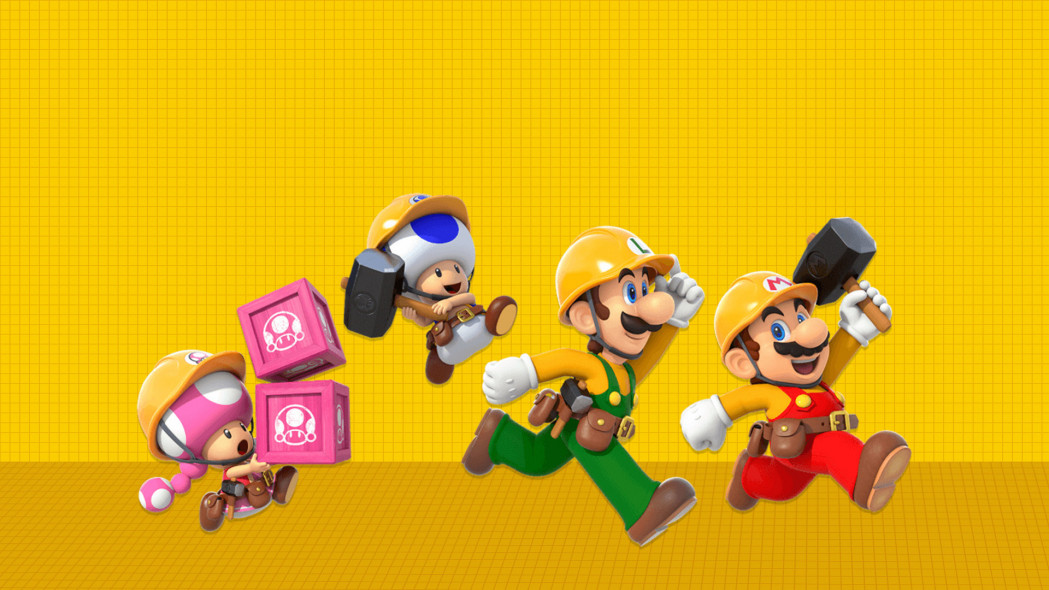 Super Mario Maker 2 Multiplayer Enhanced With New Features