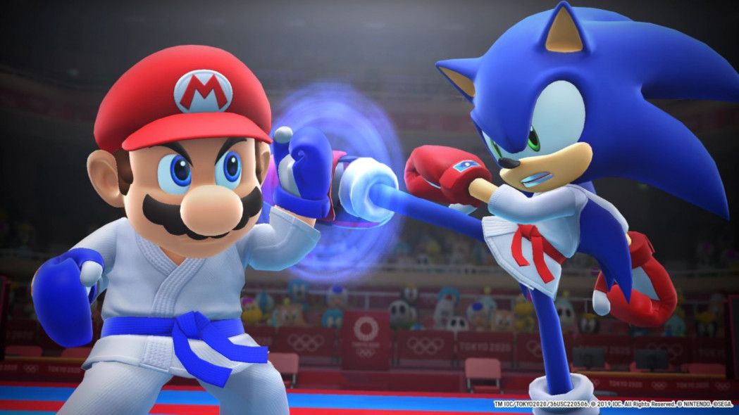 Mario and Sonic Tokyo 2020 Preview – Starting Pistol