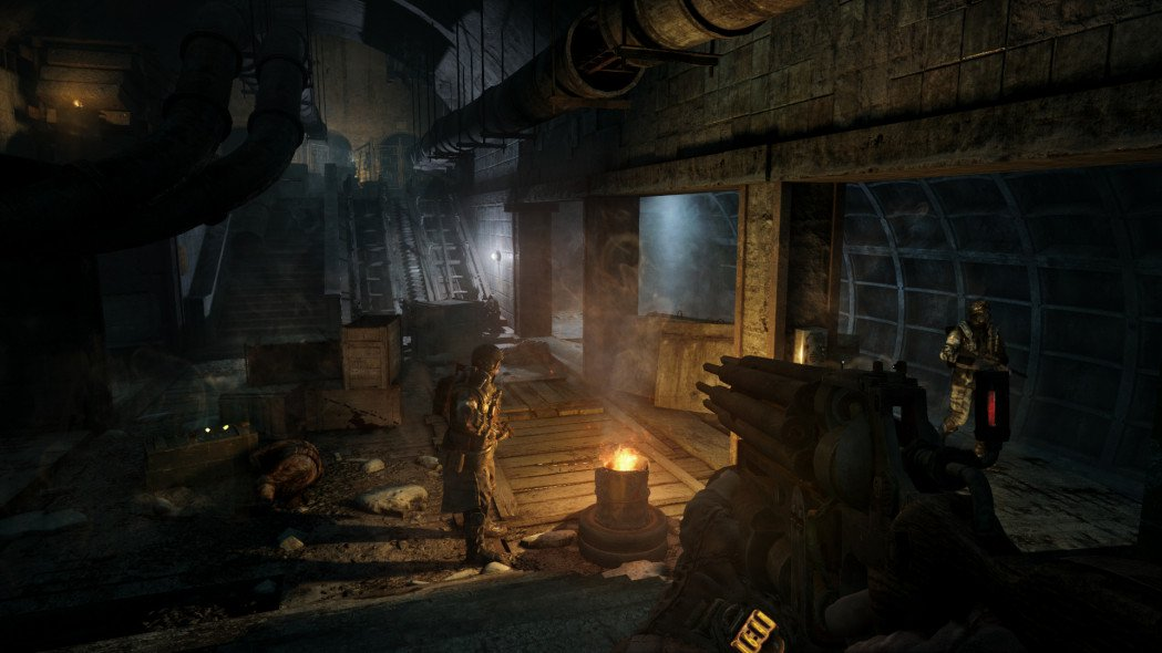 [Rumor] Metro Redux Possibly Coming to Nintendo Switch